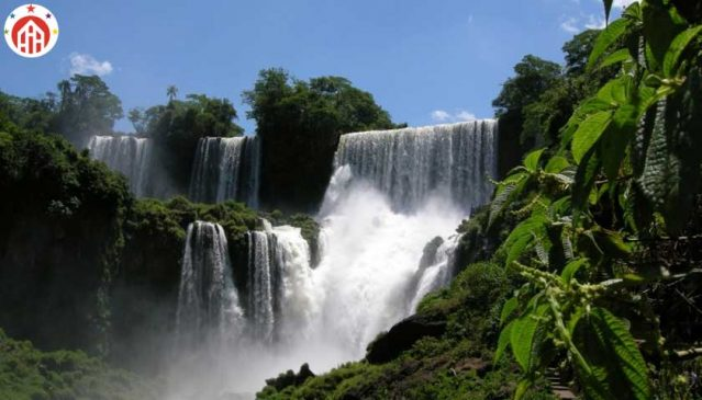 Nigeria nature matsiga falls