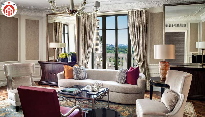 Presidential Suite, St Regis, New York