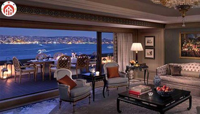 Shangri-La Suite, Shangri-La Bosphorus, Istanbul