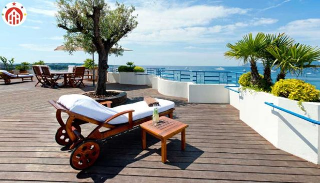 The Penthouse Suite, Grand Hyatt Cannes Hotel Martinez, Cannes