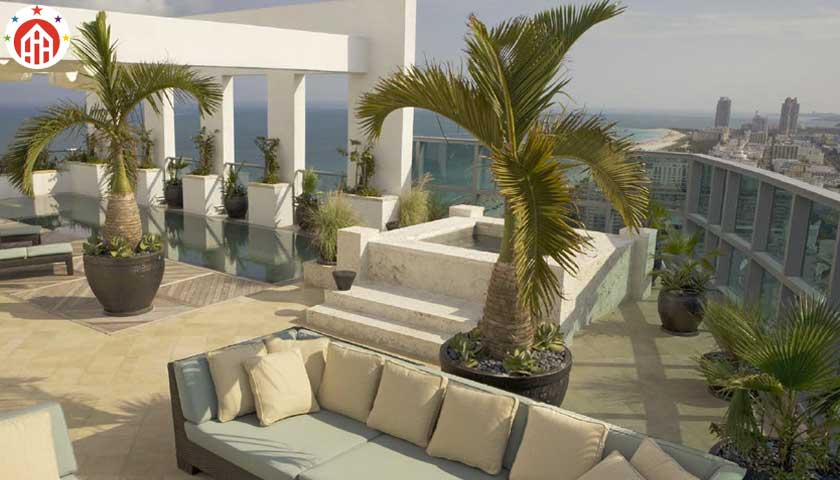 The Penthouse at The Setai, South Beach, Miami