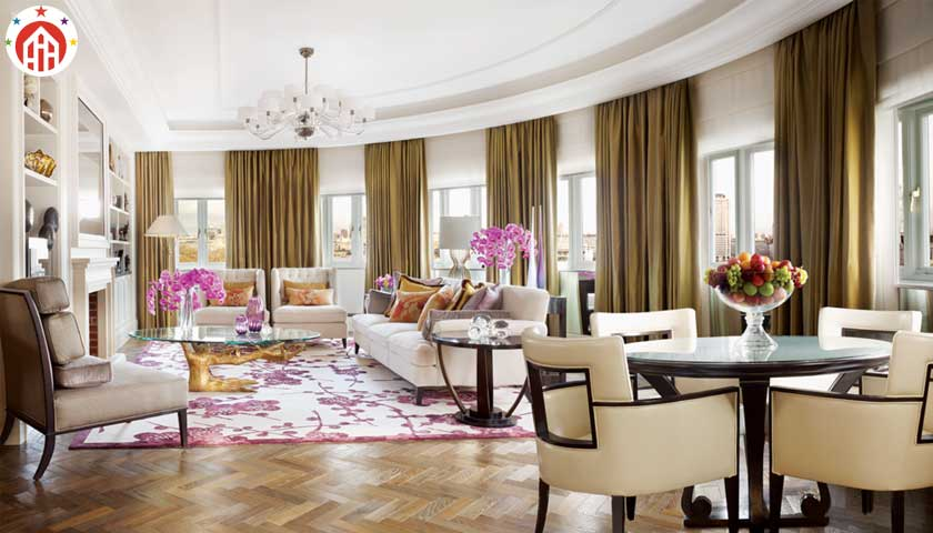The Royal Penthouse, Corinthia Hotel, London