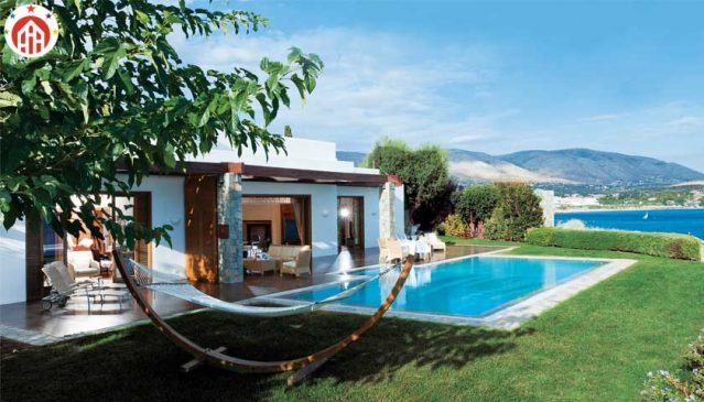 The Royal Villa, The Grand Resort Lagonissi, Athens