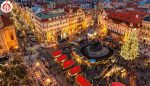 Prague, Czech Republic to Spend Christmas