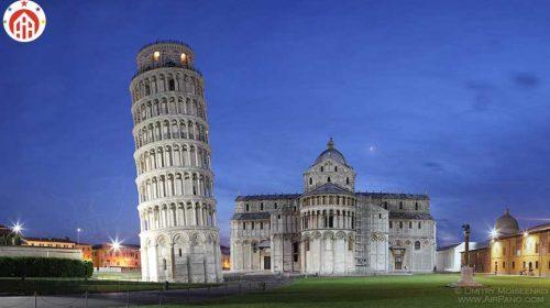 Tower of Pisa, Leaning Tower of Pisa, Bell Tower of Pisa