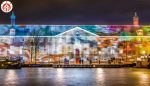Amsterdam, North Holland, Netherlands to Spend Christmas