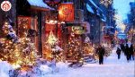 Quebec City, Canada to Spend Christmas