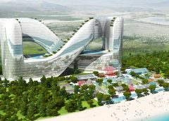 2018 Winter Olympics, Planning Korea Designs Hotel