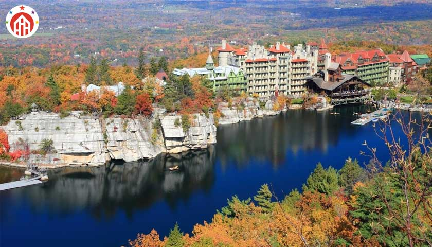 Mohonk Mountain House esort