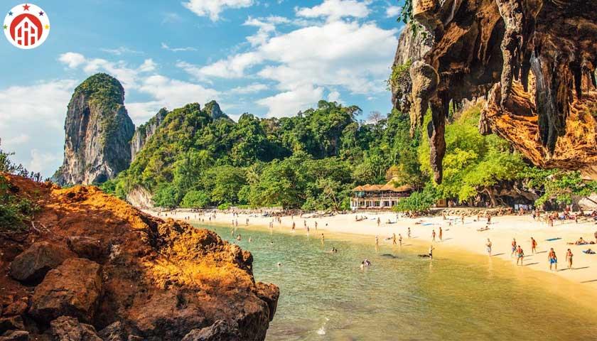 thailand hot beach