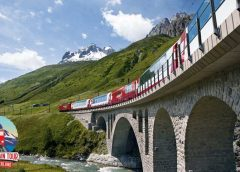 Switzerland Grand Train Tour