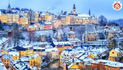 travelling europe in winter