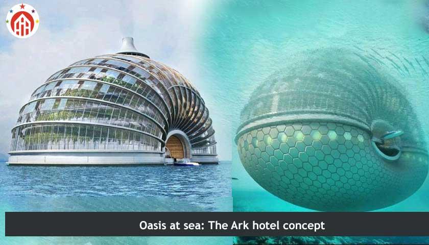 Ark Hotel, China