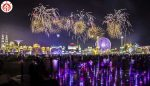 The world's best hotels for 2019 New Year's Eve fireworks
